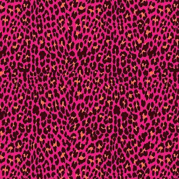 Pink Leopard by goodsenseshirts