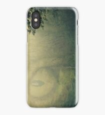 Eyes of the Forest iPhone Case/Skin