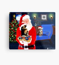 Who Ordered That Dog?! Metal Print