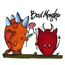 Bad Monster: Flower by Claudia Natali