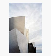 The Walt Disney Concert Hall Photographic Print