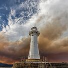 Historical Fire by 16images