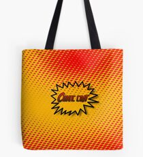 Comic Con Tote Bag