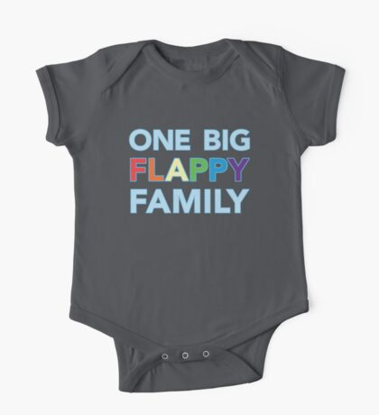 One big flappy Autistic family Kids Clothes