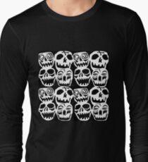 Desperately Seeking Skulls  Long Sleeve T-Shirt