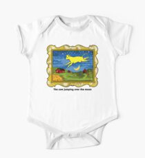 Goodnight Moon The Cow Jumping Over the Moon Kids Clothes