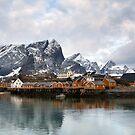 Sakrisoy Harbor by EvaMcDermott