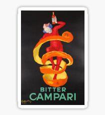Campari Orange Sticker