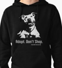 Adopt Dont Shop P4P apparel Pullover Hoodie