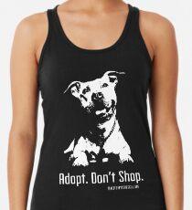 Adopt Dont Shop P4P apparel Women's Tank Top