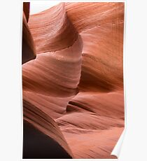 slot canyon Poster