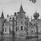 Cleydael Castle - near Antwerp  by Gilberte