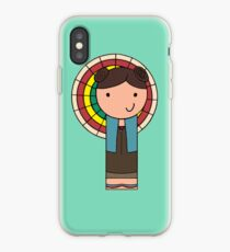 Kaylee Kokeshi Doll  iPhone Case