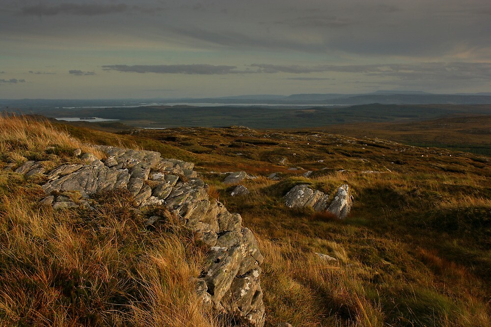 From Croaghnameal To Cuilcagh by Adrian McGlynn