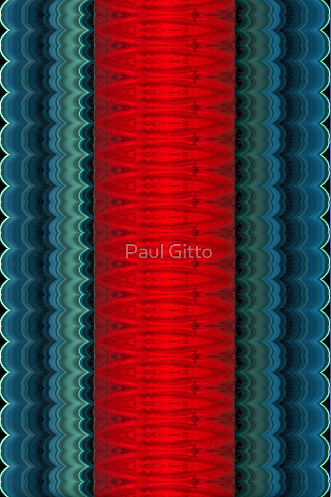 The Saturn Cylinder by Paul Gitto
