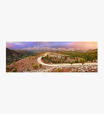 Bunyeroo Valley, Flinders Ranges, South Australia Photographic Print