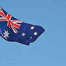 Australian Flag by Bami