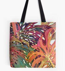 Palm Patterns 1 Tote Bag