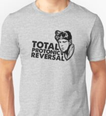 Ghostbusters - Total Protonic Reversal Unisex T-Shirt