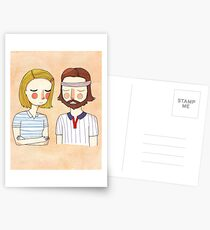 Secretly In Love Postcards