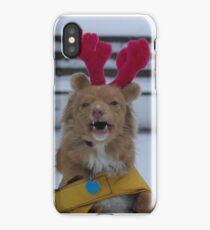 Happy Howlidays iPhone Case/Skin