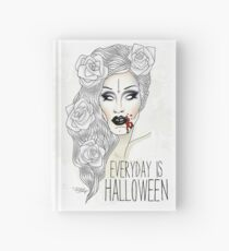 "Sharon Needles ""Everyday is Halloween"" Hardcover Journal"