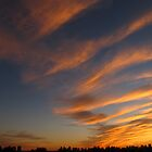 Sky streaks by MarianBendeth