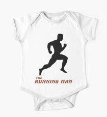 The Running Man One Piece - Short Sleeve