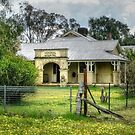 Historic Hospital ~ Stockinbingal NSW by Rosalie Dale