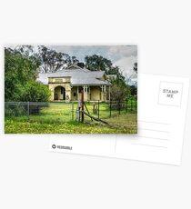 Historic Hospital ~ Stockinbingal NSW Postcards