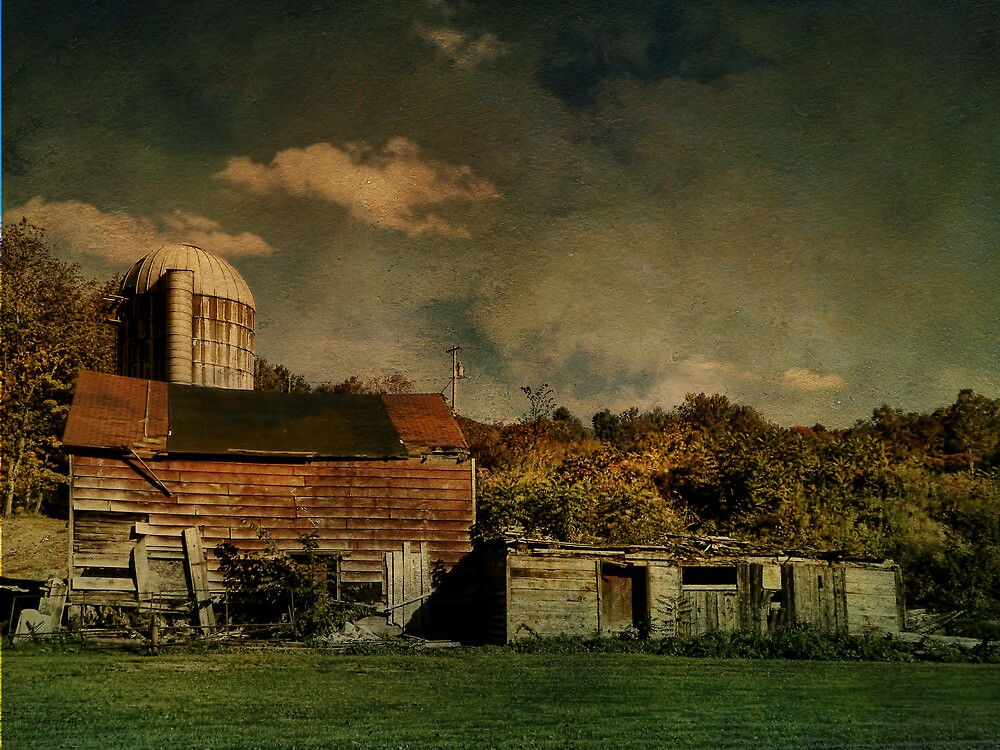 Forlorn Farm by PineSinger