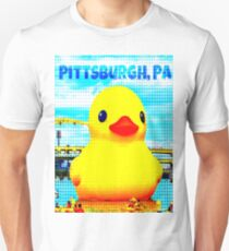 Pittsburgh, PA Duck T-Shirt