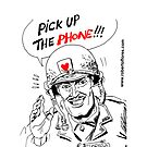 """""""Pick Up The Phone!"""" (1) by RFlores"""