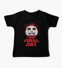 Dawn of the Final Day Baby Tee