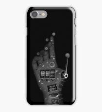 steampunk machine hand iPhone Case/Skin