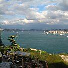 Sun over the Bosphorus by Maria1606