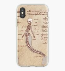 Anatomy of the Mermaid iPhone Case