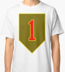 1st Infantry Division, US Army Classic T-Shirt
