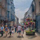 Huntriss Row - Scarborough by Glen Allen