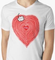The State of LOVE Men's V-Neck T-Shirt