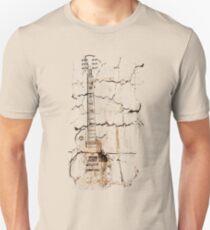 guitar cracks Unisex T-Shirt