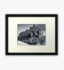 Engine Engine no.09 Framed Print