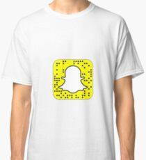 Made to Order Custom snapcodes (Message Nia.v on kik) Classic T-Shirt