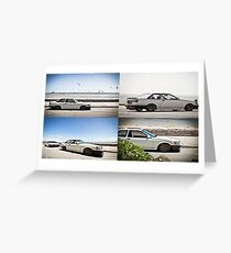 Ae86 Levin 1 Greeting Card