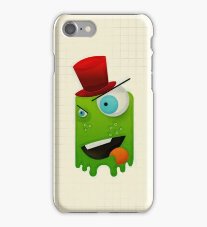 Scary Monster iPhone Case/Skin