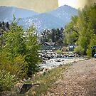 Idaho Springs Paradise by designingjudy