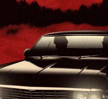 NOW BOARDING: Impala Sticker
