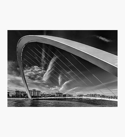 Newcastle Cityscape Photographic Print