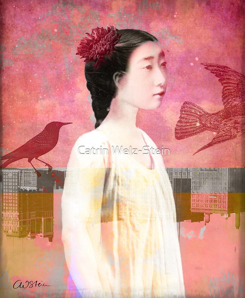 Velvet Sky by Catrin Welz-Stein