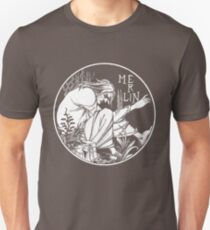 Aubrey Beardsley - Merlin T-Shirt